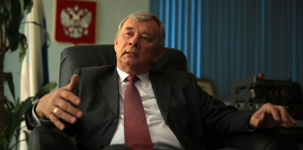 Ermakov: 'No buscamos ni la guerra fría ni la caliente'