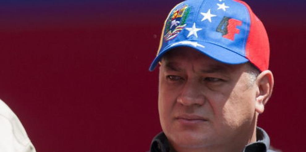 Cabello considera represalia decisión de EE.UU. de suspender emisión de visas