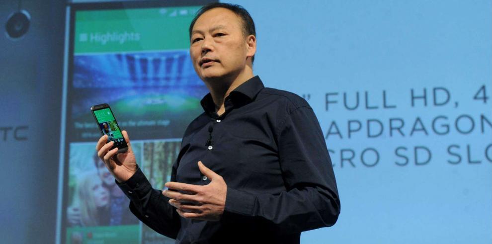 HTC renueva el teléfono One con un nuevo diseño metálico