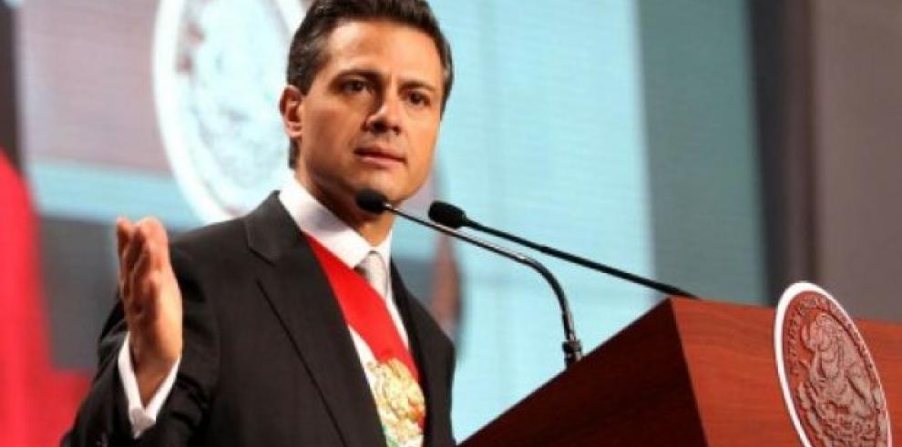 Peña Nieto hará pública sus cuentas patrimoniales