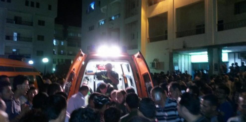 10 muertos tras ataque con cohete a una casa en el Norte del Sinaí