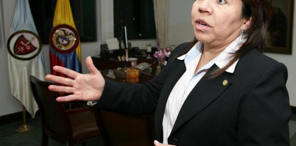 Gobierno desconoce del paradero de María del Pilar Hurtado