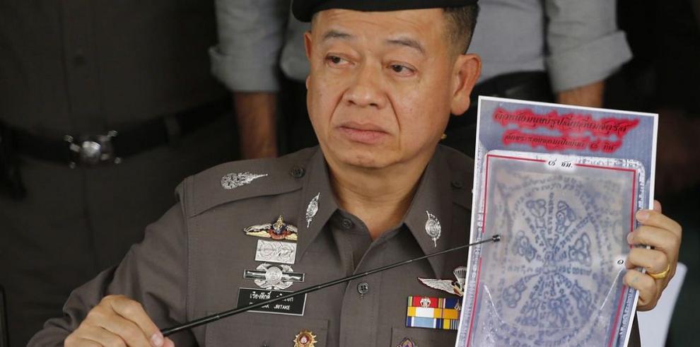 Tailandia: Interrogan a turista por enviar restos de cuerpos humanos