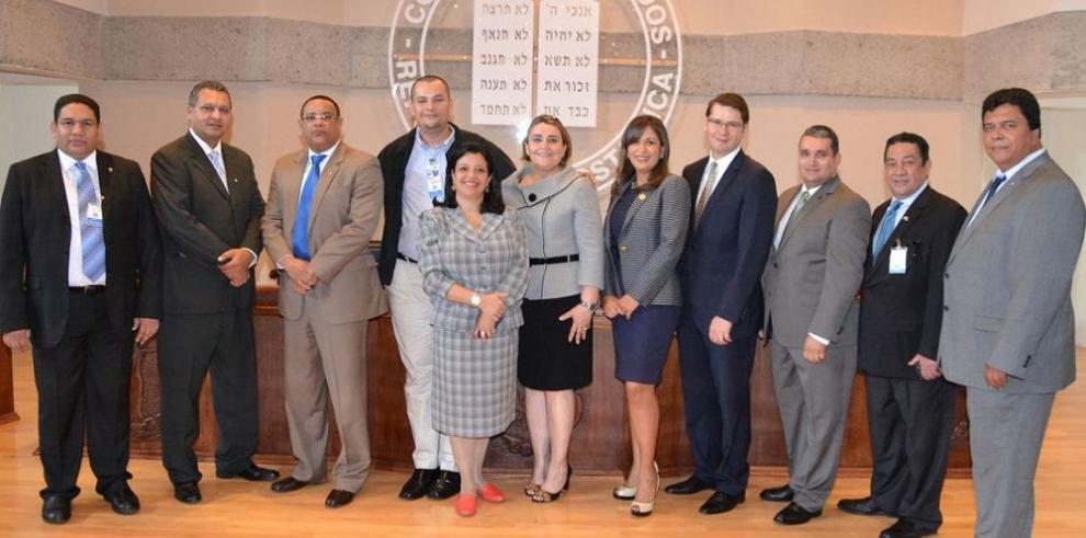 Gremio de juristas centroamericanos