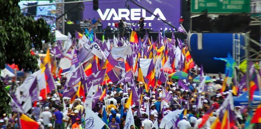 Varela y Saint Malo apuestan por un gobierno de unidad nacional