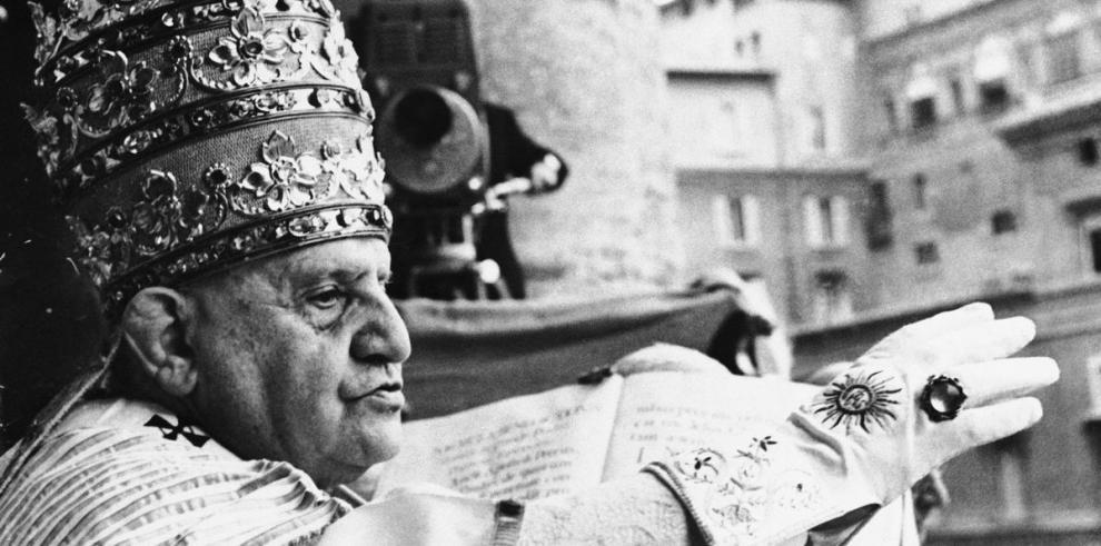Juan XXIII: 'El Papa bueno'
