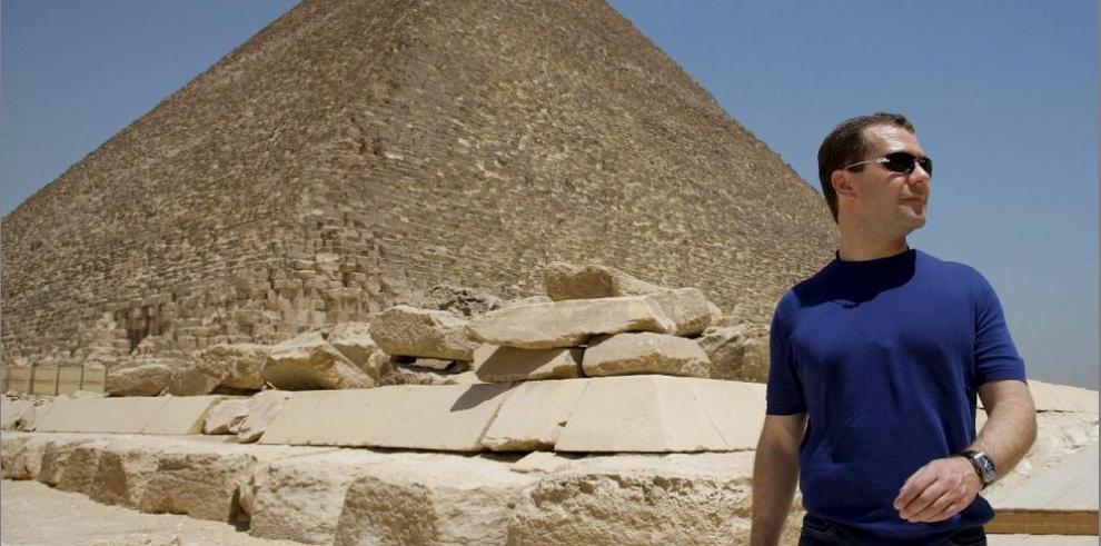 Descubiertos los restos de un templo de hace más de 2.200 años en Egipto