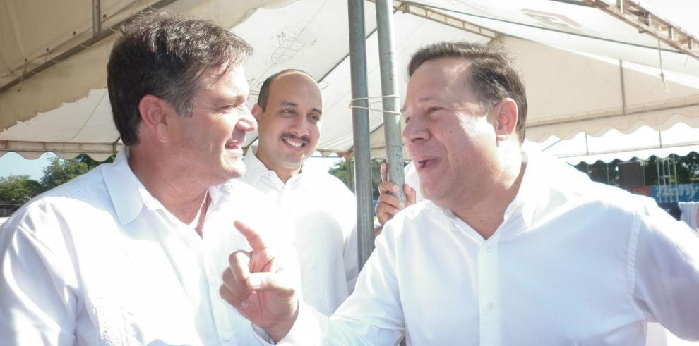 Acercamiento entre Varela y Navarro logra bases de pacto