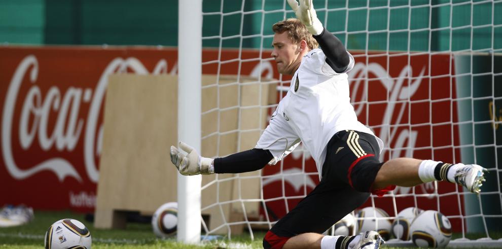 Preocupación en Alemania por Manuel Neuer de cara al mundial