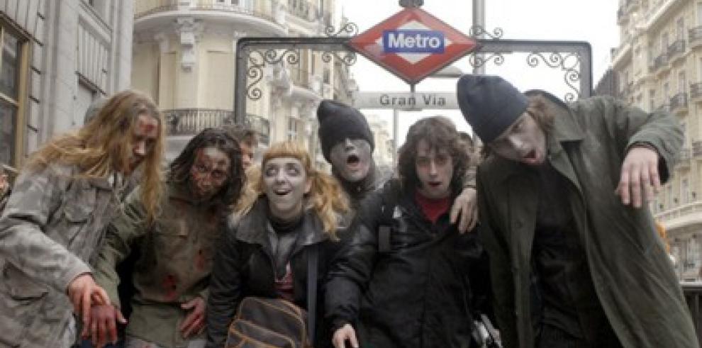 Documento del Pentágono se refiere a operaciones contra zombis