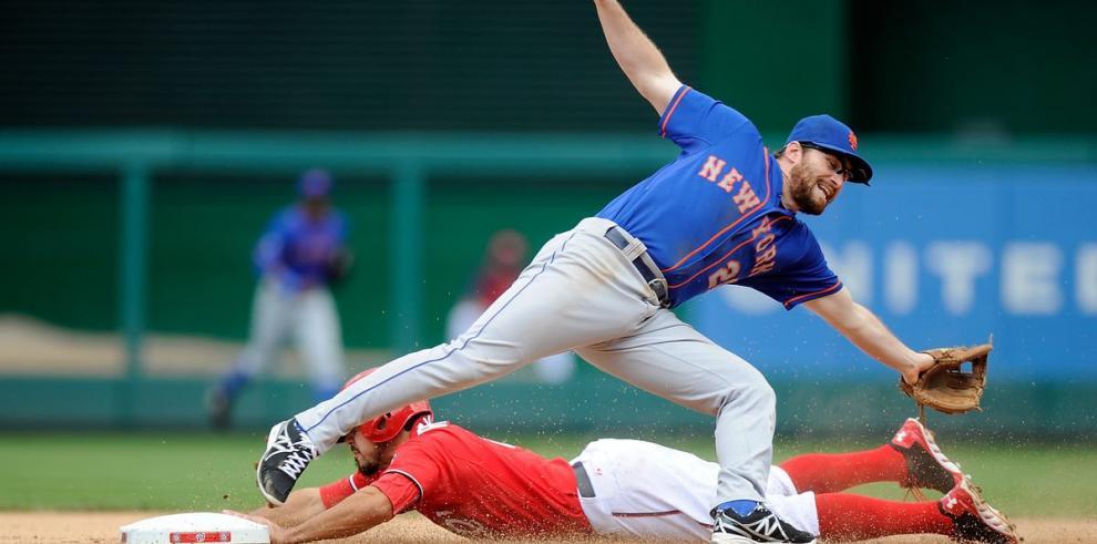 Panameño Tejada se fue en blanco en derrota de los Mets