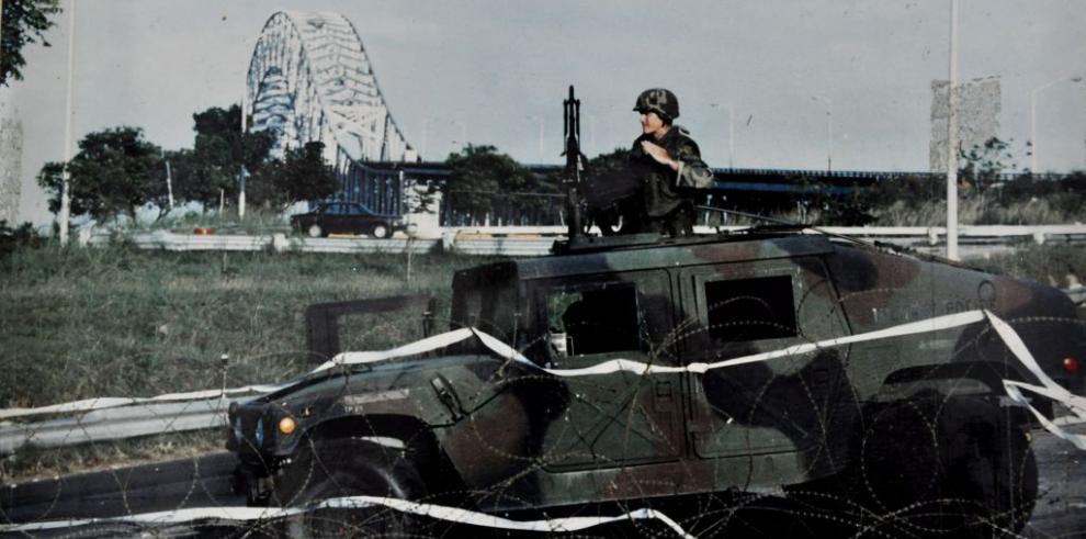 EE.UU. utilizó armamentos de alta tecnología en Invasión a Panamá