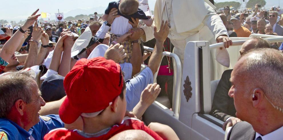 Papa Francisco afirma que la mafia calabresa es la adoración del mal