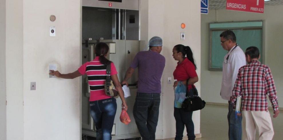 Suspenden cirugías en el Nicolás Solano