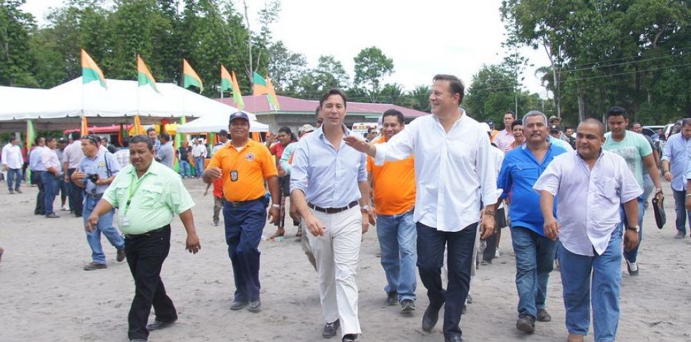 Varela completa los ministros de Estado