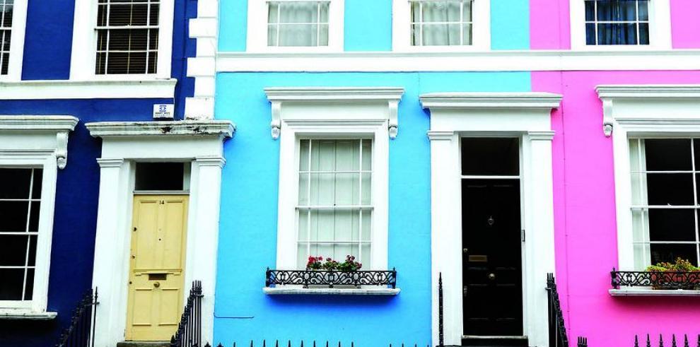 Alza de precio de casas en Londres afecta a la banca