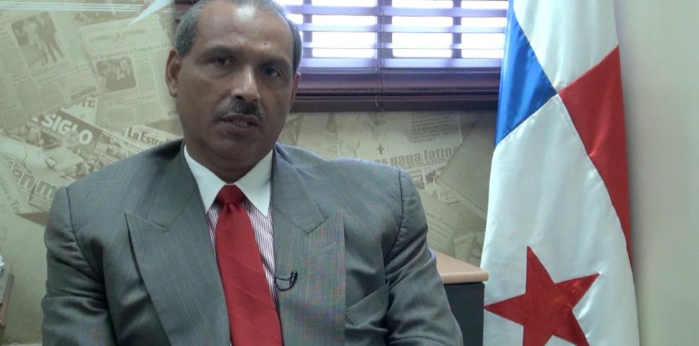 Bernabé Pérez, el candidato del PRD para la Contraloría