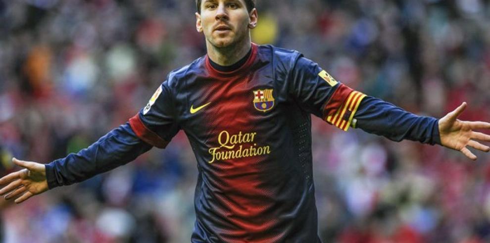 Messi busca el récord de goles de Zarra en el Santiago Bernabéu