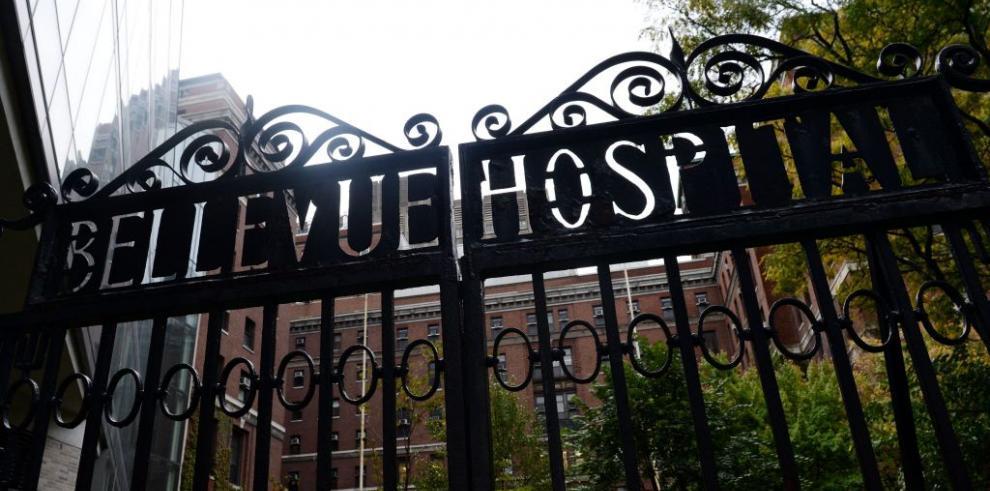 Primer paciente de ébola en Nueva York, un