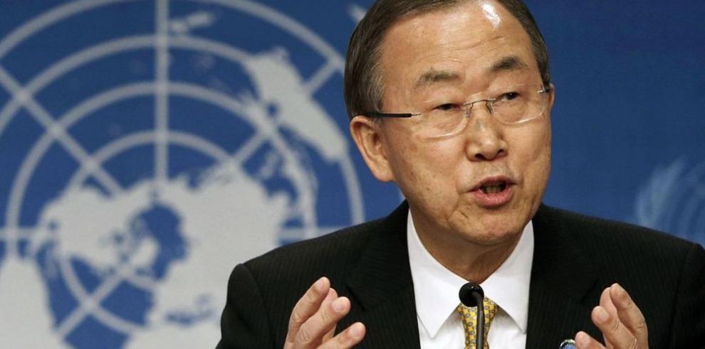 El mensaje de Ban Ki-moon