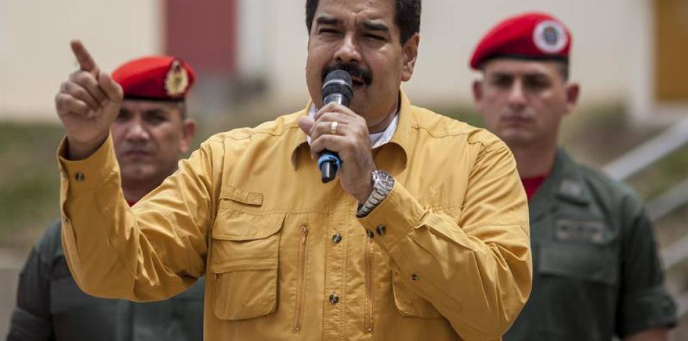Maduro sospecha que derecha pretendía iniciar guerra bacteriológica