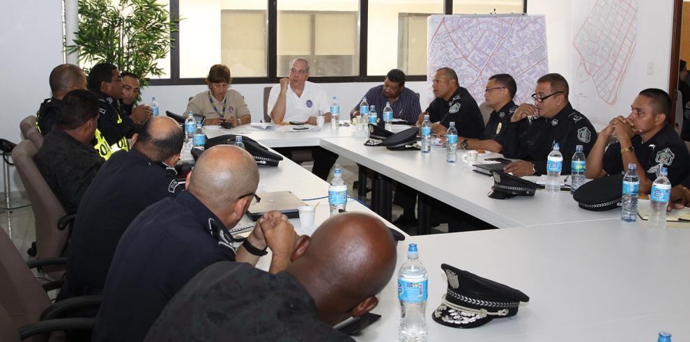Delegados electorales coordinan cierres de campaña con la PN