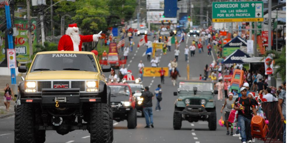 El desfile de Navidad será el 14 de diciembre en la capital