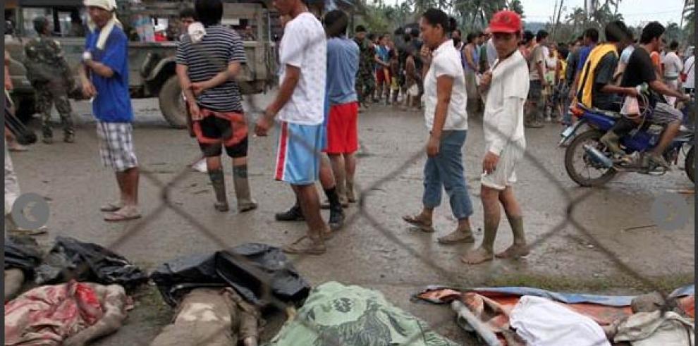 Incidencia de problemas mentales aumenta en Filipinas tras tifón Haiyan