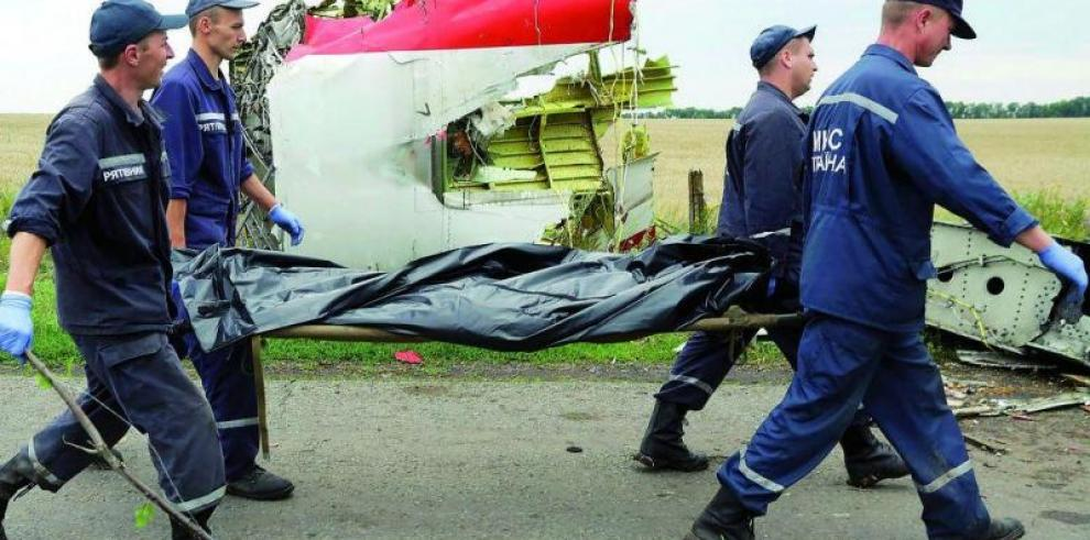 Accidentes aéreos en el 2014