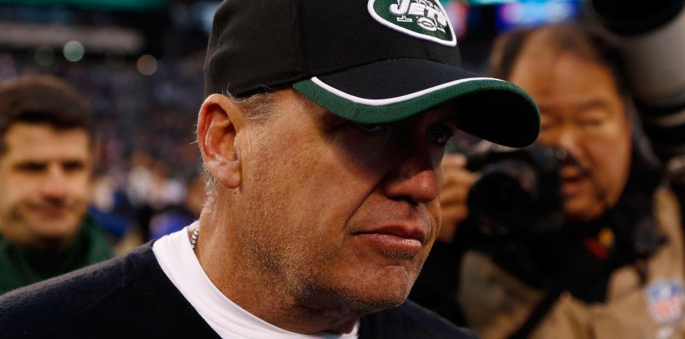 Jets despiden a coach Ryan y gerente general Idzik