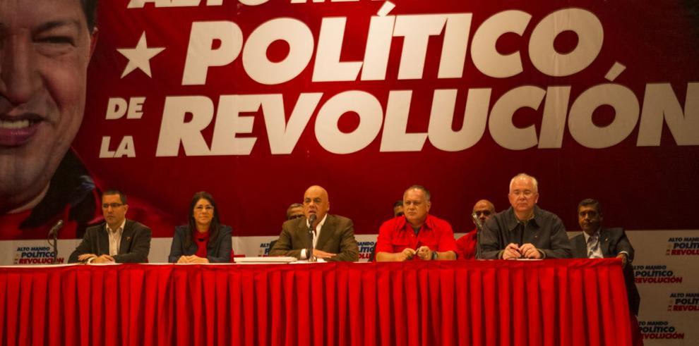 Chavismo presentó pruebas de supuesto golpe de Estado