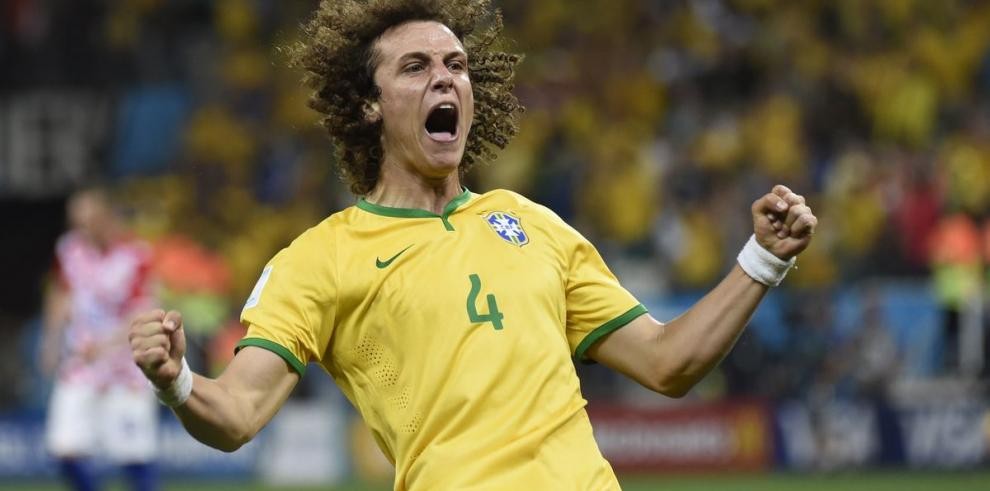 Confirman fichaje de David Luiz para el Paris Saint Germain