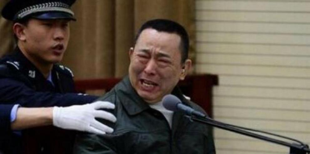China sentencia a pena de muerte al exmagnate mineroLiu Han