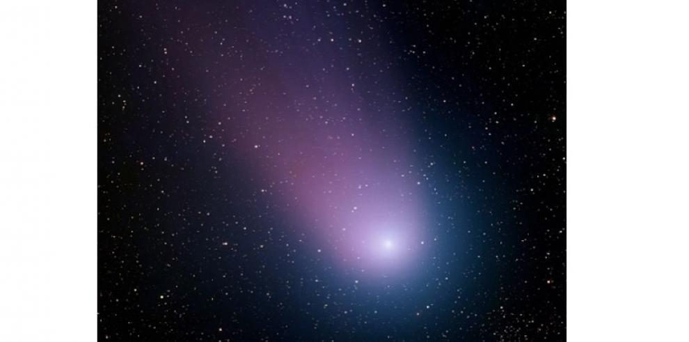 Cometas: cuerpos celestes con cabellera