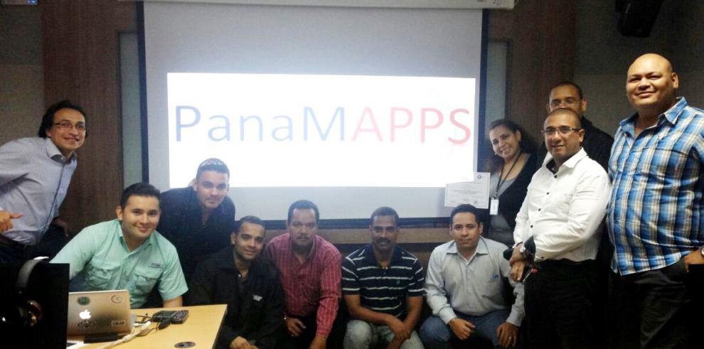 AIG crea aplicación móvil con información geográfica llamada PanaMAPPS