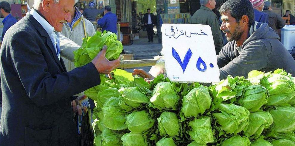 Irán presenta presupuesto