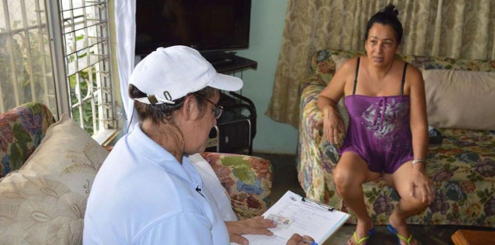 Realizan censo para proyecto de Colón