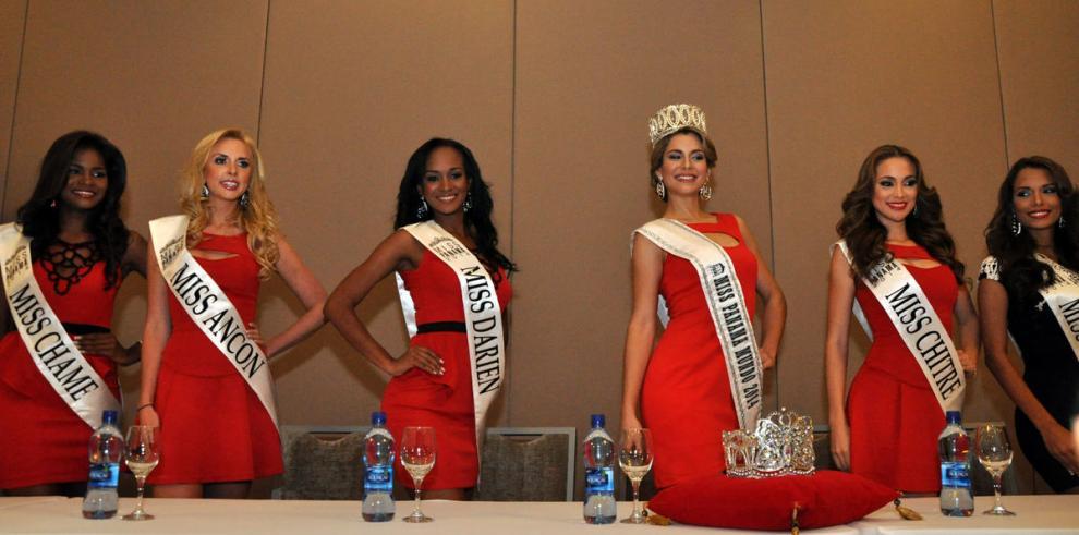 Miss Panamá estará dedicado al Mundial de Fútbol