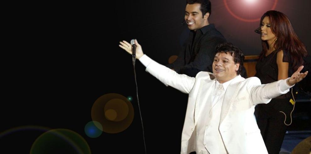 El cantante Juan Gabriel reanuda su gira en Estados Unidos el 1 de mayo
