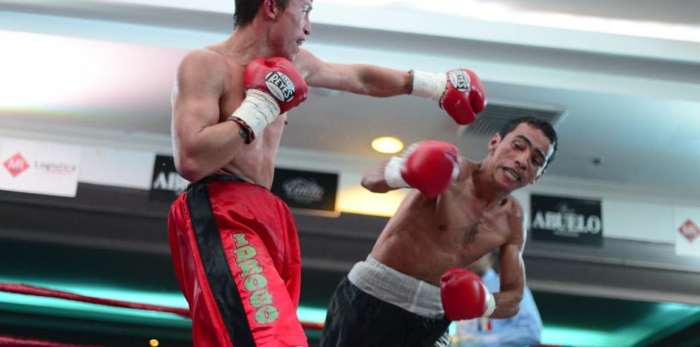 'El Tigre' Forero rugió fuerte ante Argüelles