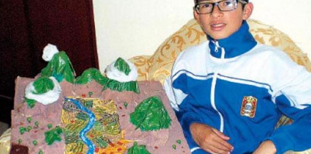 Adolescente peruano gana premio de Google