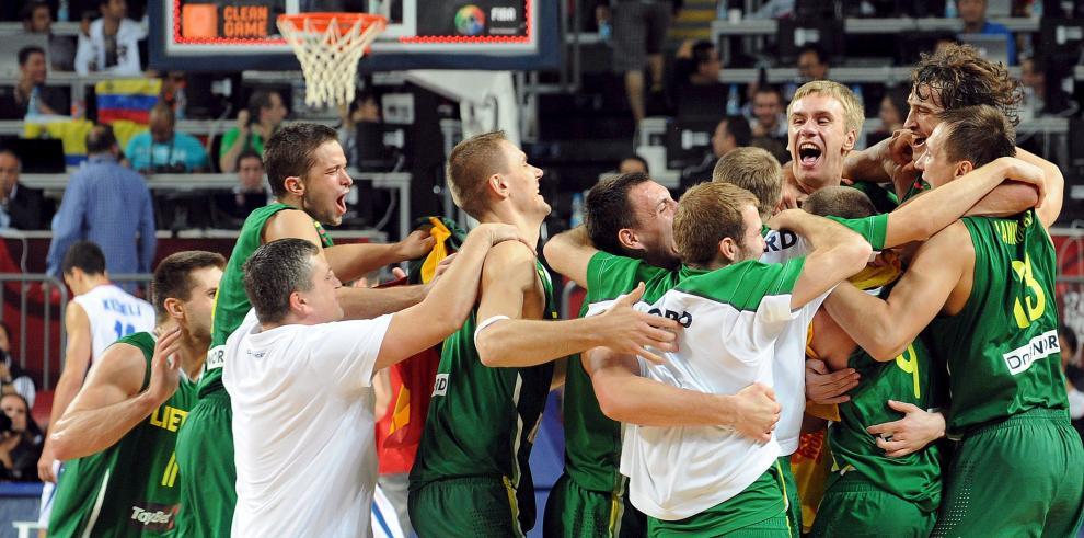 Policía española custodiará Mundial de Baloncesto 2014