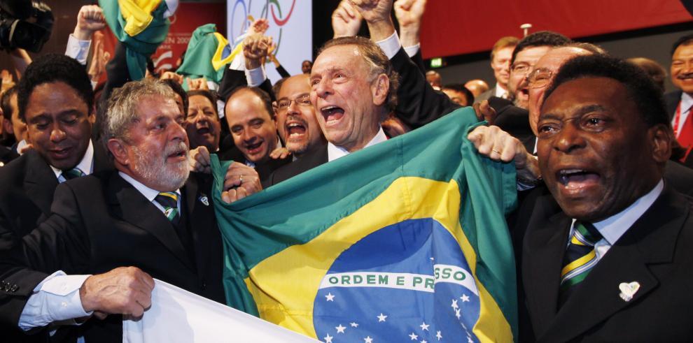 Reclutan voluntarios para Juegos de 2016 en Río