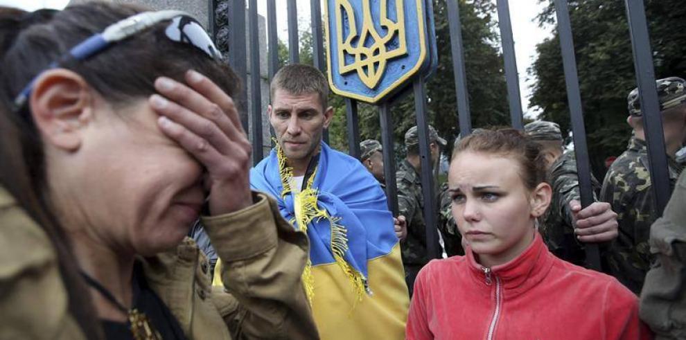 Quince civiles muertos a causa de bombardeos en el este de Ucrania