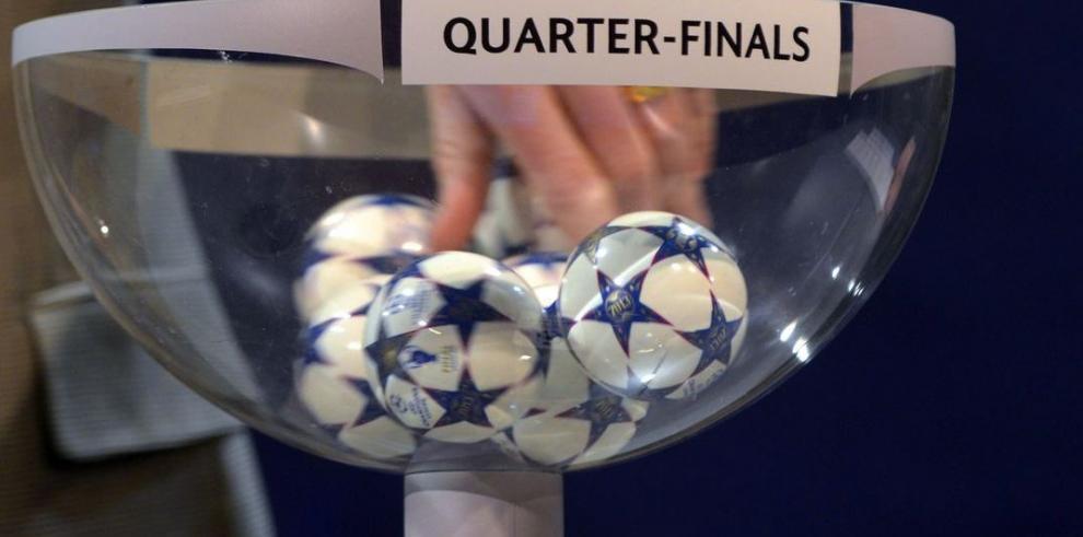 La 'Champions League' deja al azar la primera etapa