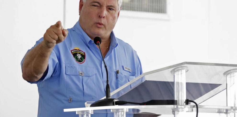 Martinelli lanza advertencia en contra del gobierno