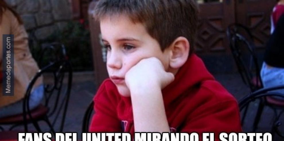 Memes del sorteo de Champions