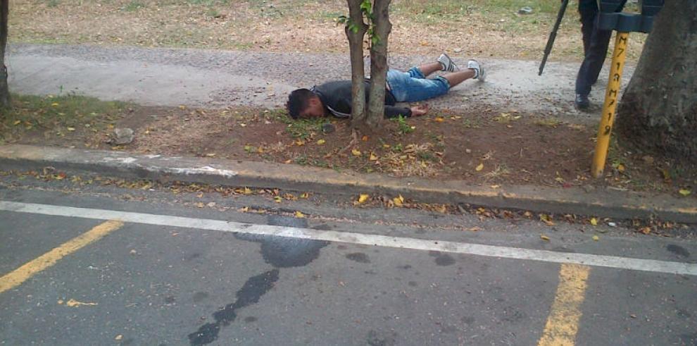 Un muerto en tiroteo en Parque Urracá