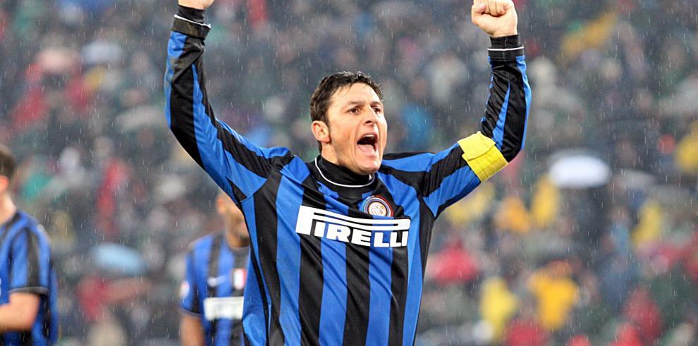 Zanetti se retira del fútbol en mayo
