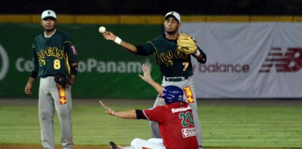 Bocas gana su tercer título de béisbol mayor